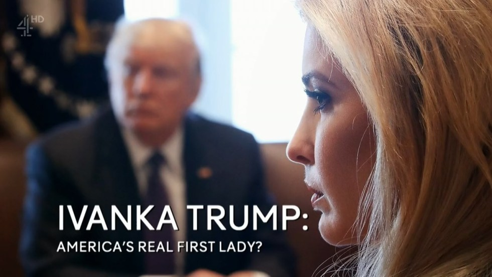 Ivanka Trump Americas Real First Lady